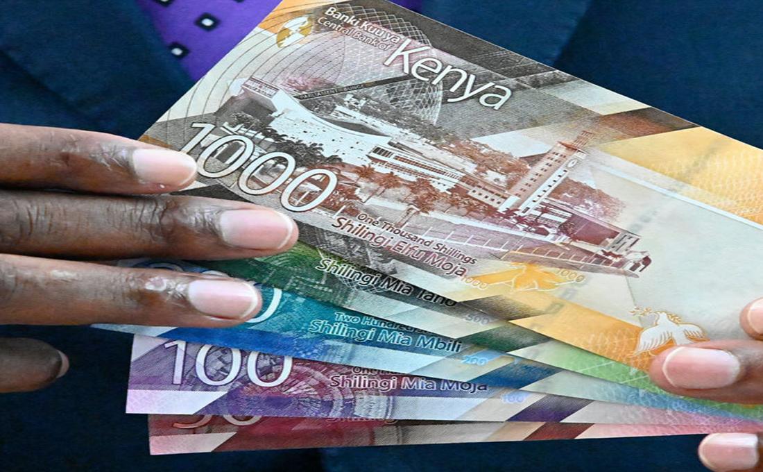 Kenyan shilling strengthens further against U.S dollar