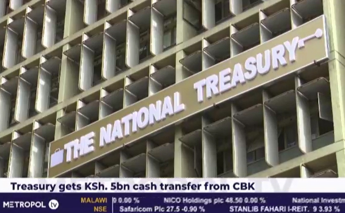 National Treasury to lose Ksh.39 billion in proposed fuel tax cuts
