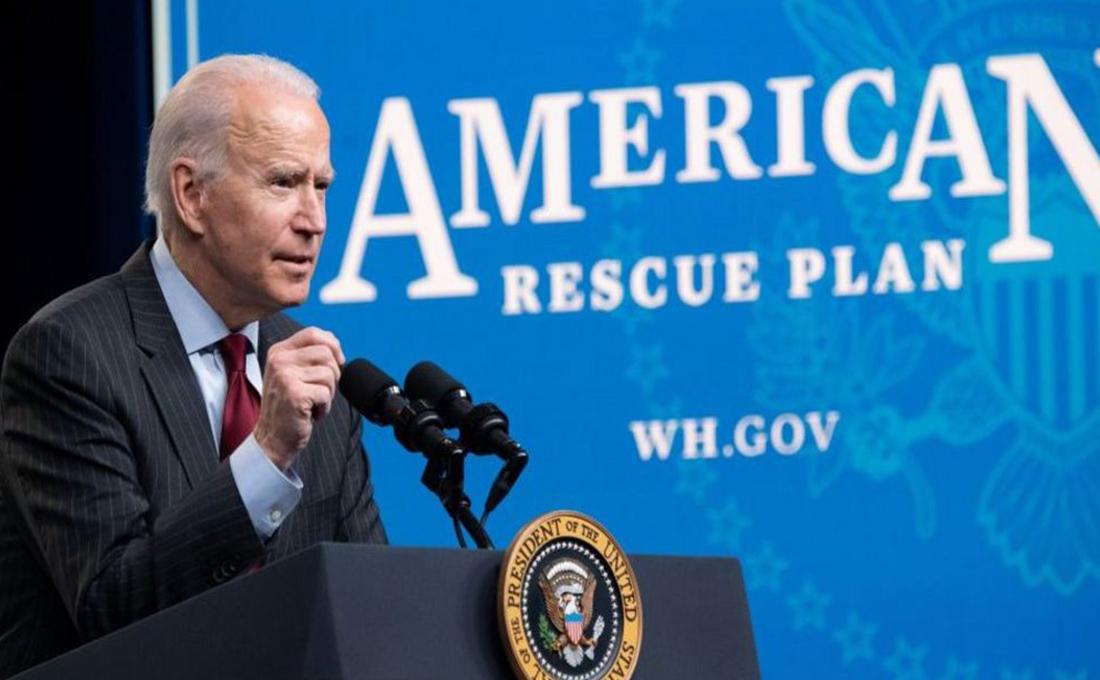 Americans to pocket over Ksh.153k in Biden's Ksh208 trillion COVID relief package