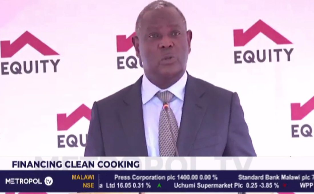 Equity Bank fights climate change by launching clean cooking initiative in schools