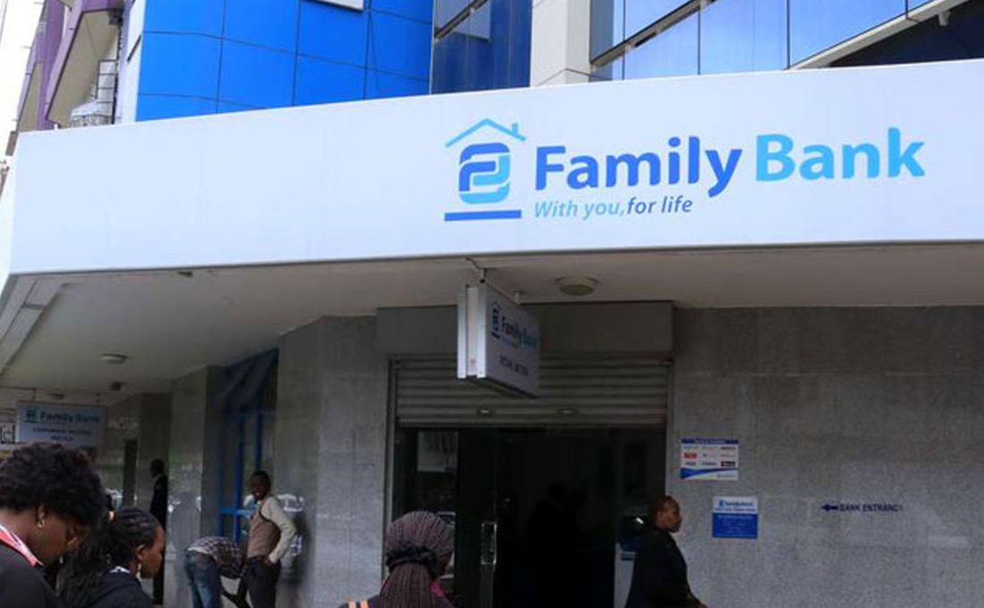 Family Bank records a 1.3% growth in pre-tax profit to Ksh.1.44 billion