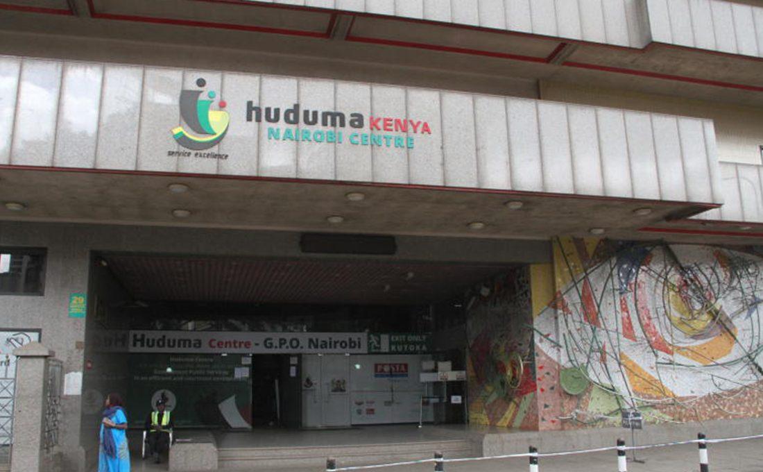 Huduma Centres scale down operations due to COVID-19