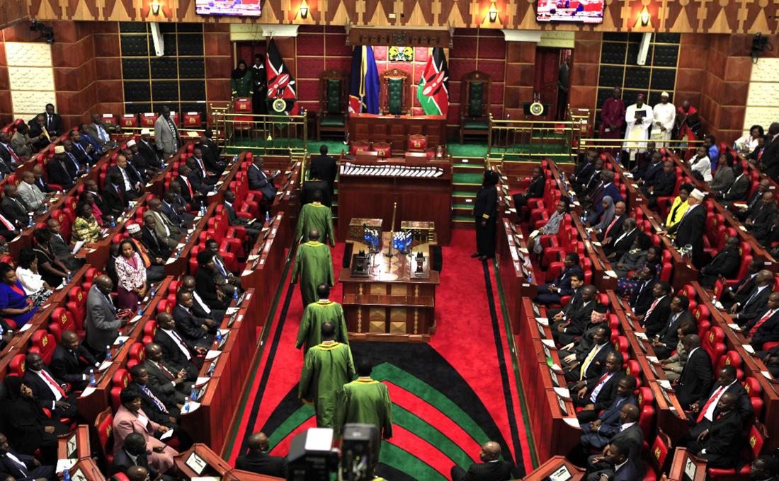 MPs postpone revenue division debate over quorum hitch