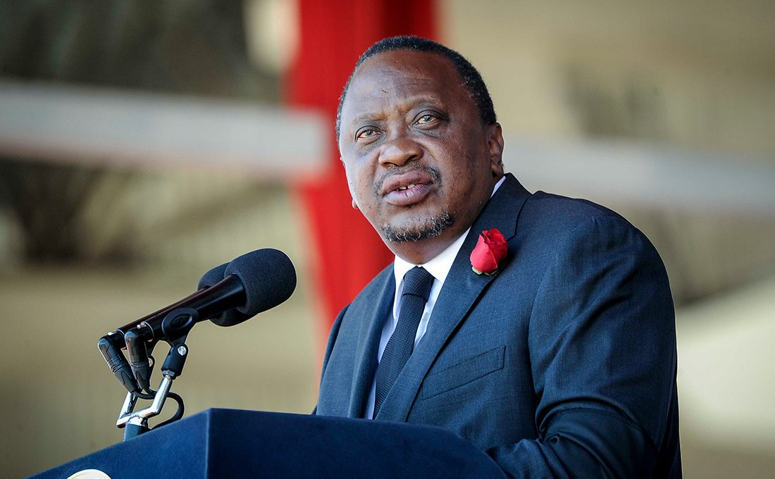 President Kenyatta locks down Nairobi, four other counties