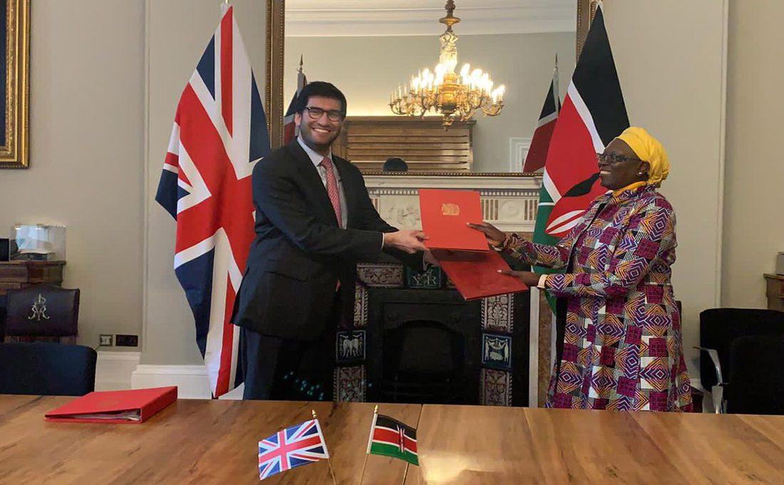 MPs ratify Kenya-U.K trade pact