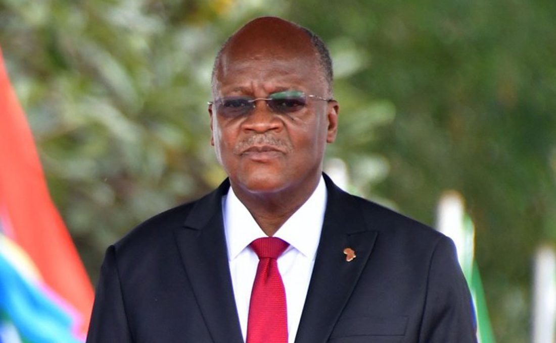 World leaders mourn the late Magufuli