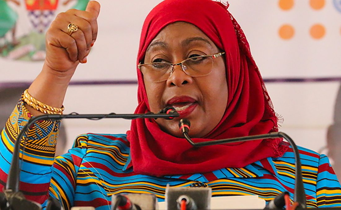 Samia Suluhu to take over from Magufuli as President; Who is she?