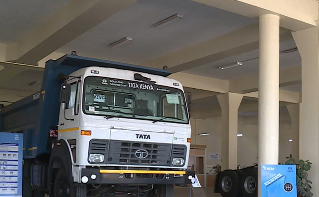 NCBA customers to acquire Tata vehicles with 95% financing of up to 5 years