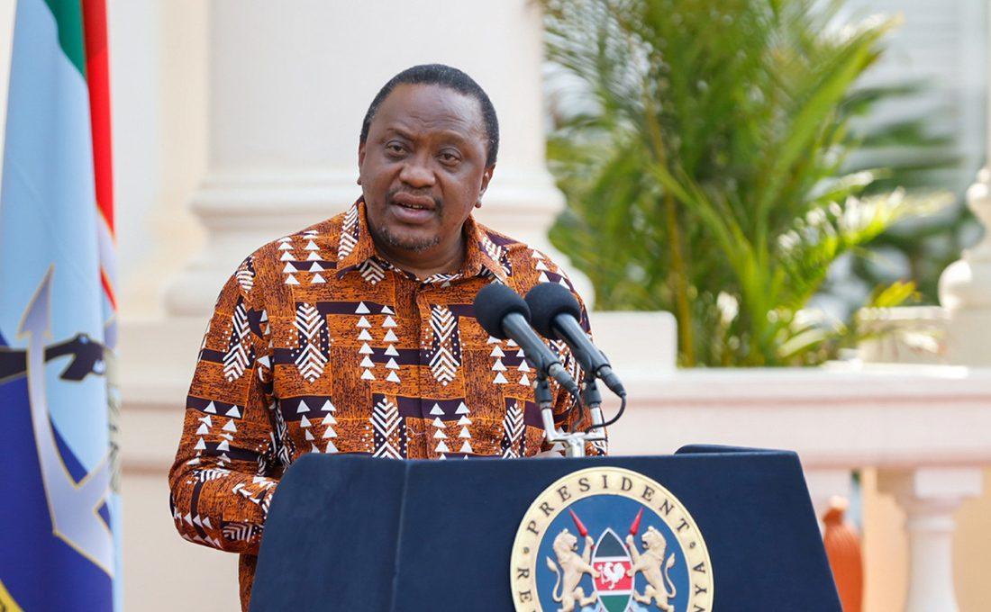 President Kenyatta to address the nation on Friday