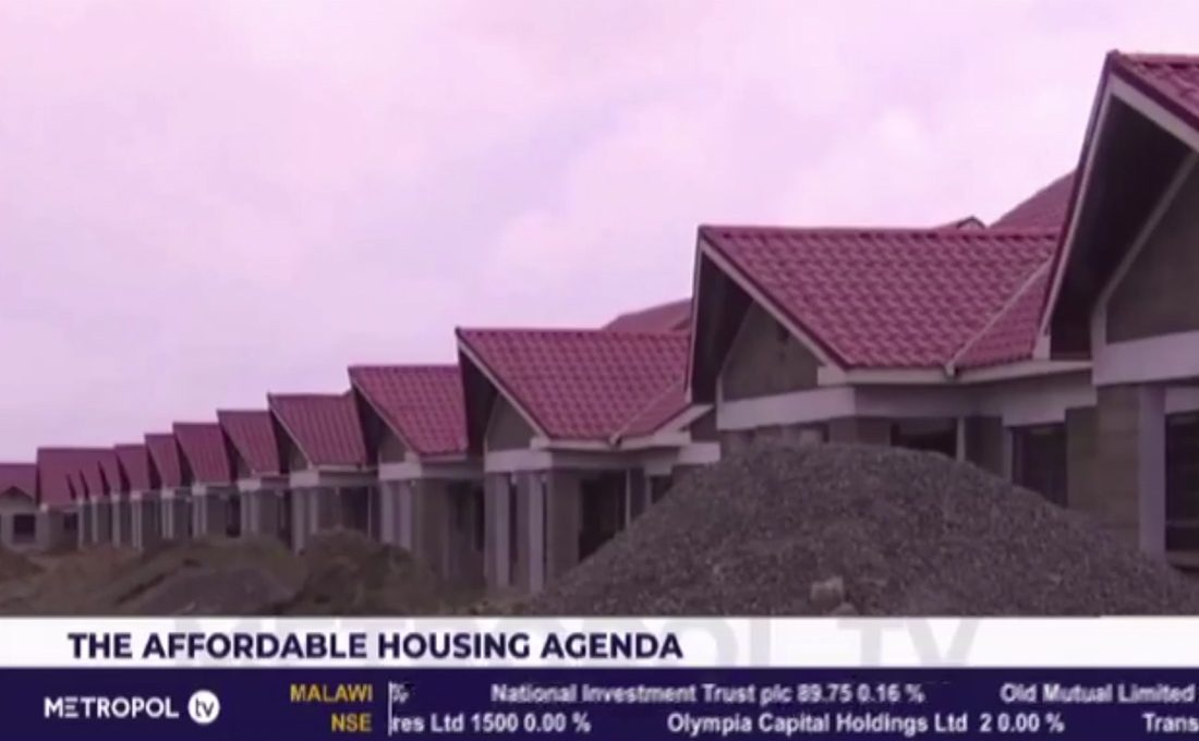CPF to construct affordable housing units in Laikipia County