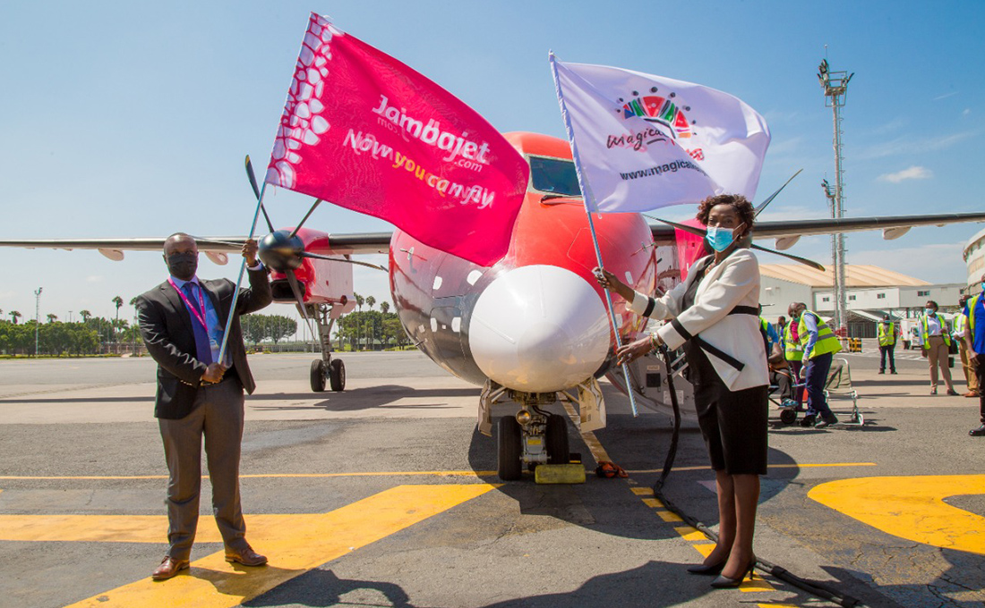 Jambojet partners with KTB to promote domestic tourism