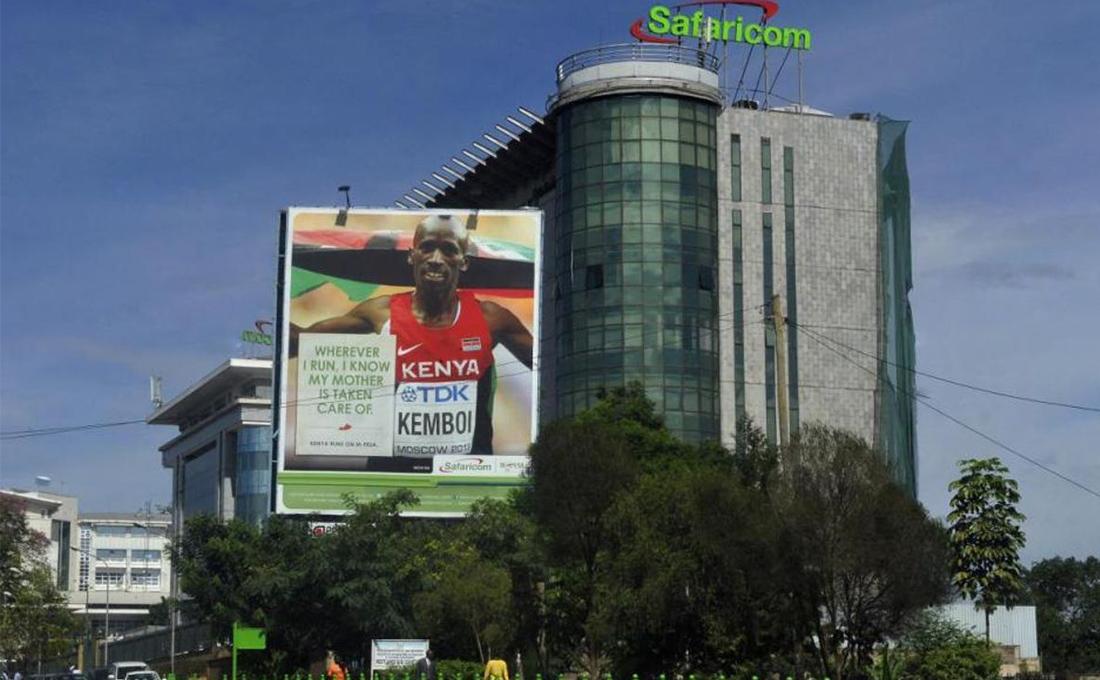 Safaricom named global Compact Lead Company