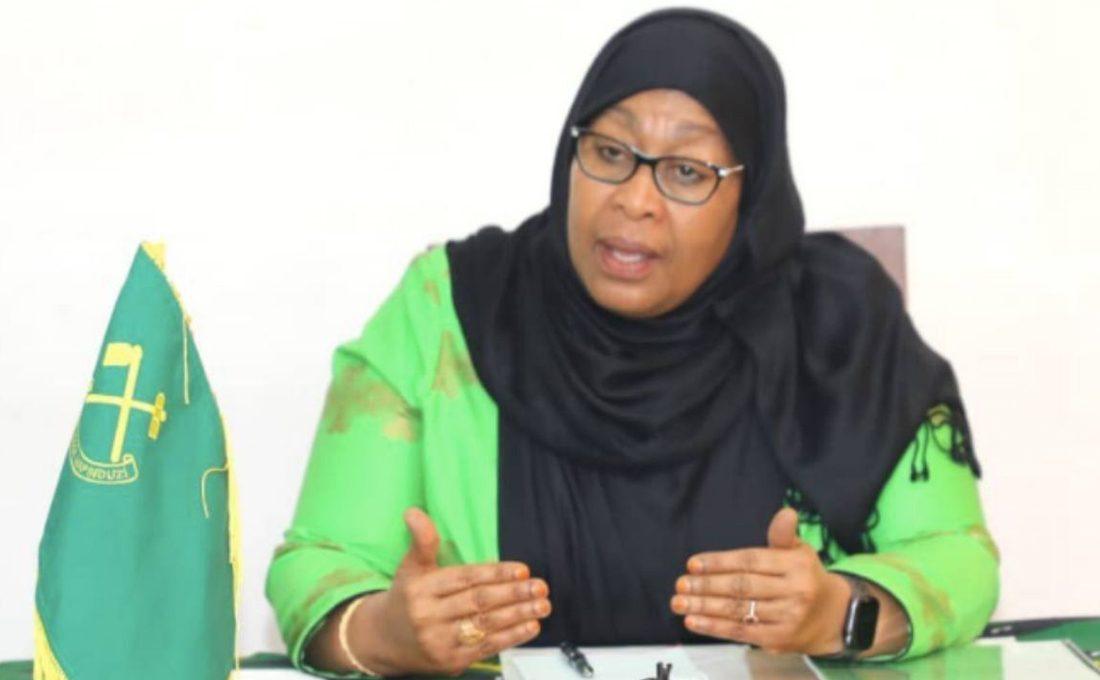Tanzania President Suluhu reshuffles her Cabinet