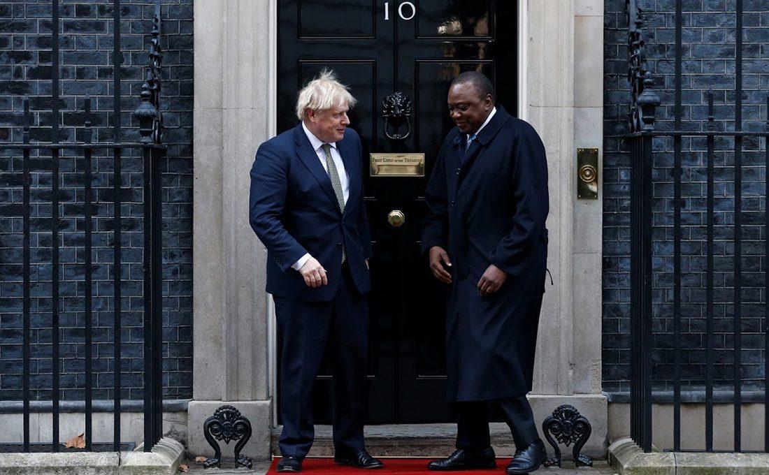 Kenya, UK agree to raise Ksh540 billion to get children to school