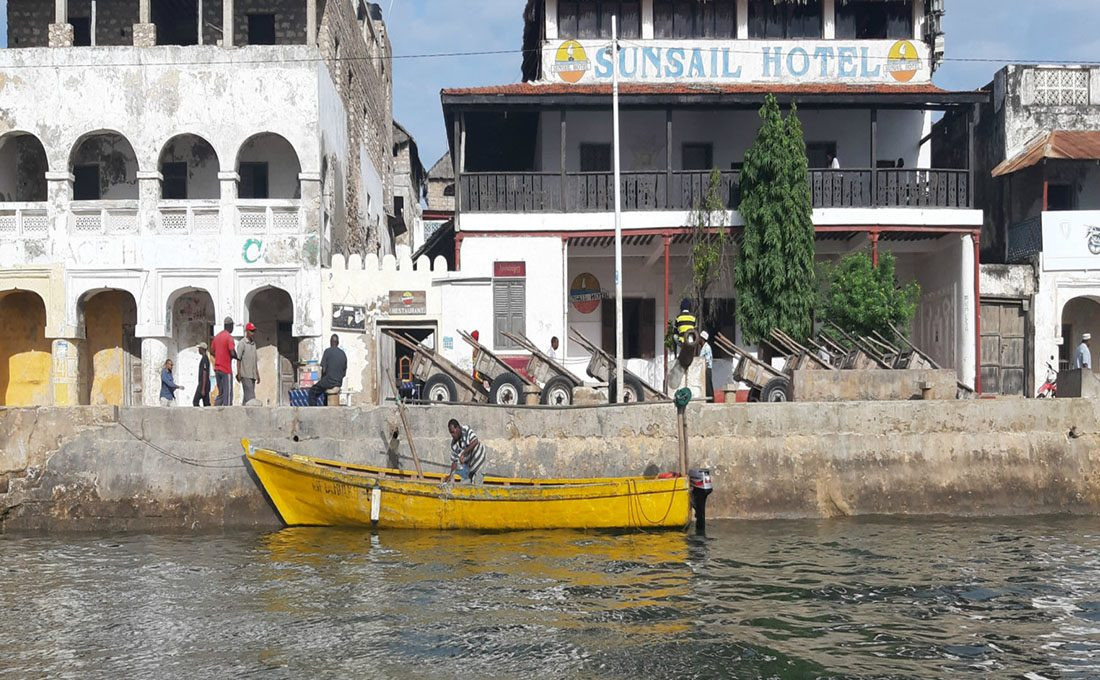 Fishermen to receive compensation from government over Lamu port