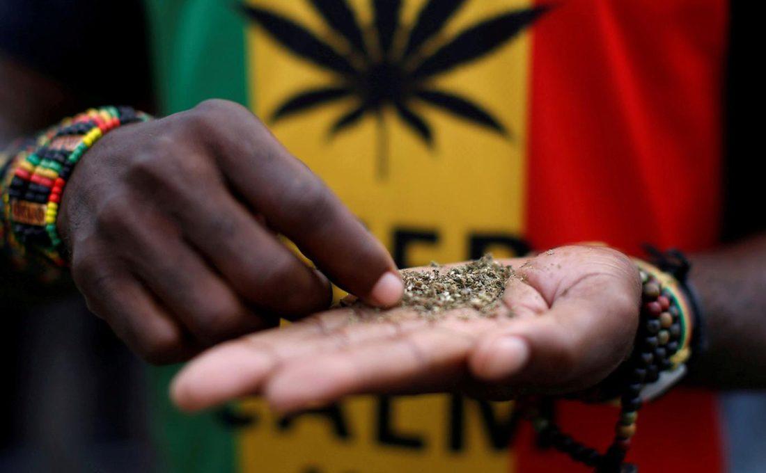Rastafarians want marijuana legalised