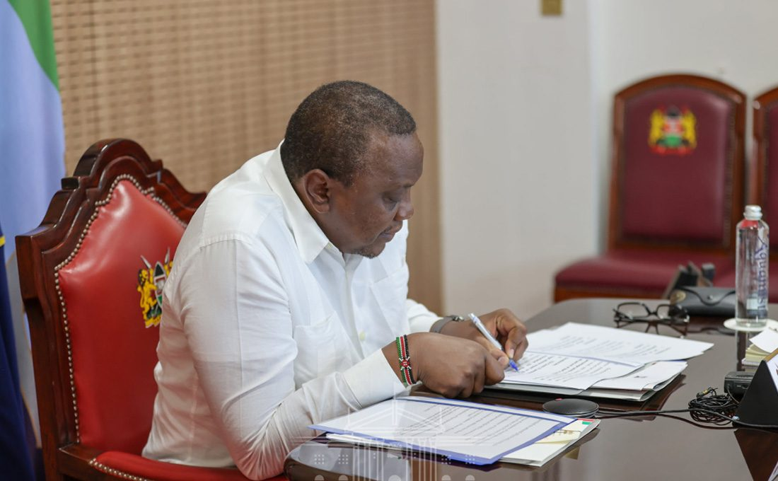 Uhuru seals Martha Koome's appointment as Kenya's CJ