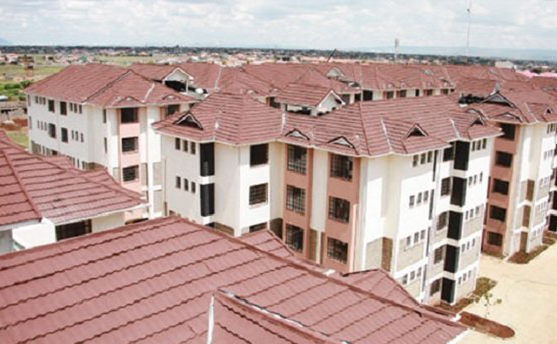 Construction of 600 affordable housing units kicks off in Nakuru