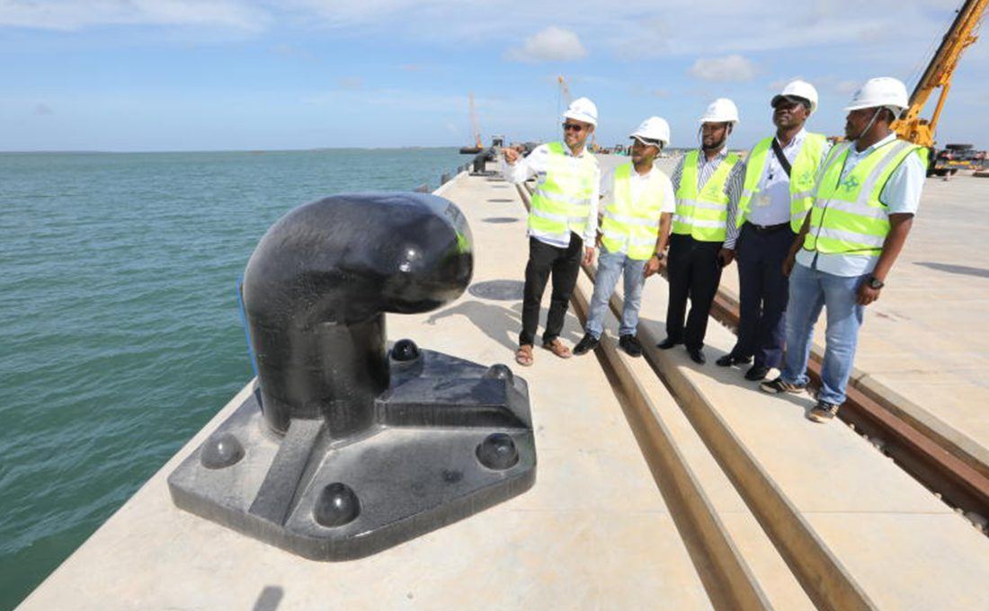 Government assures investors of opportunities at the Lamu Port