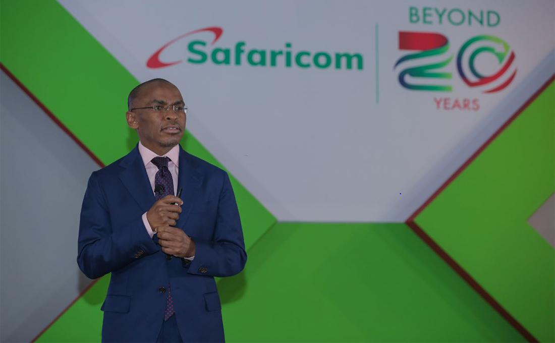 Safaricom takes a pandemic hit as profit drops 11.5%