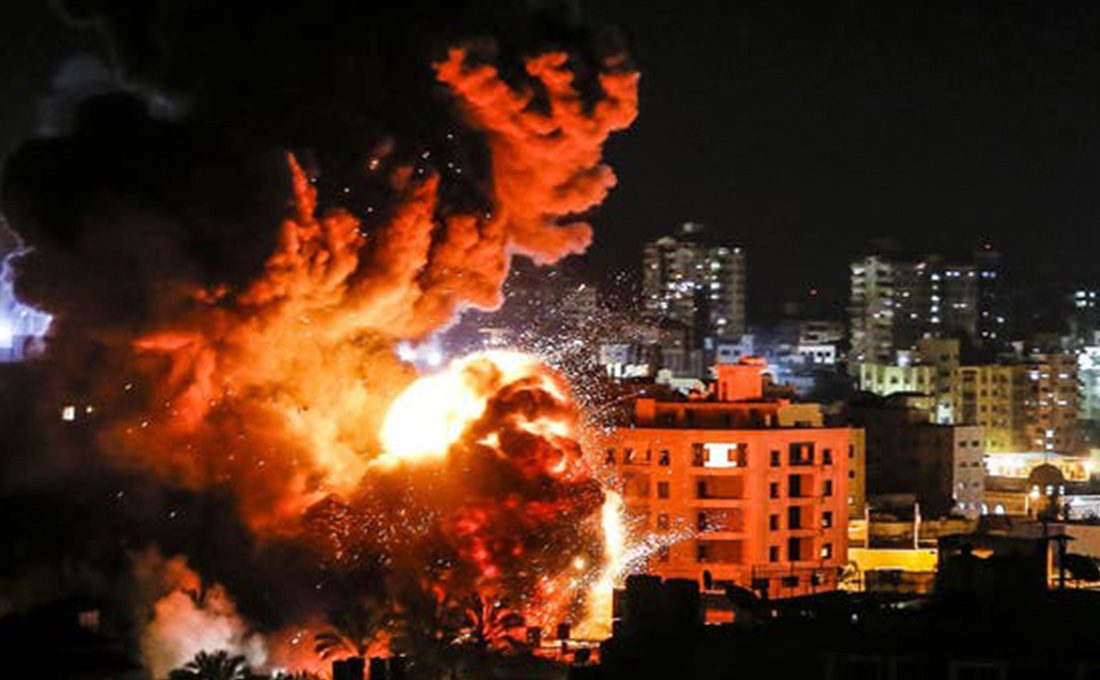 UN urges restraint from Israel as Gaza conflict with Palestine escalates