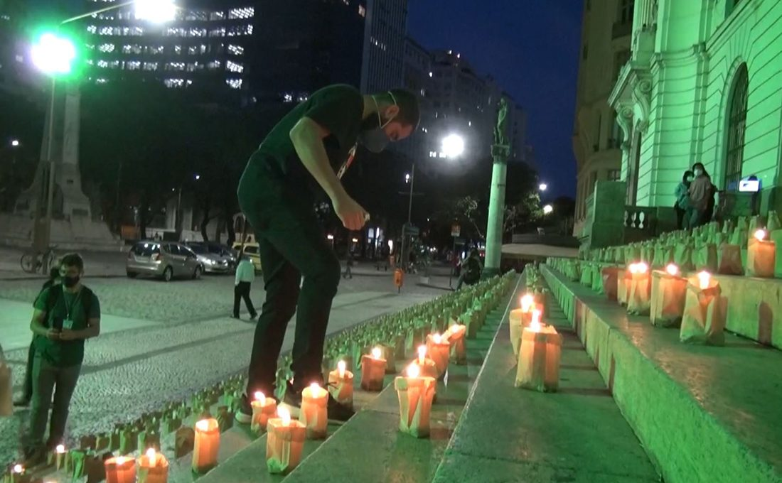 Brazil mourns 500,000 COVID-19 deaths since start of epidemic