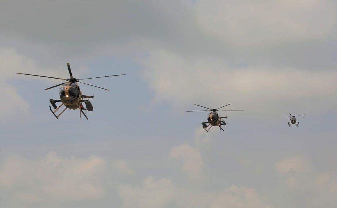 KDF aircraft crash-lands in Kajiado