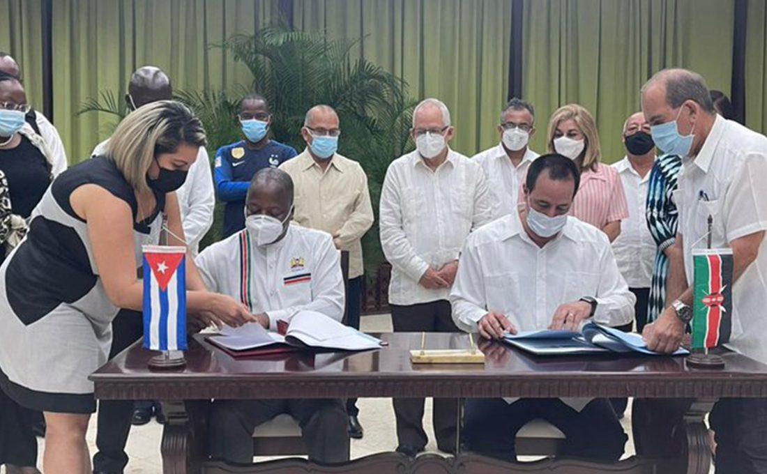 More Cuban doctors to arrive in Kenya for health exchange programme