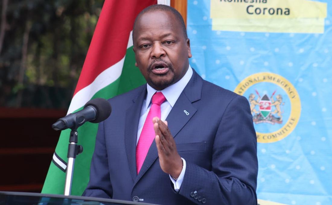 Western Kenya on lockdown over surging coronavirus cases