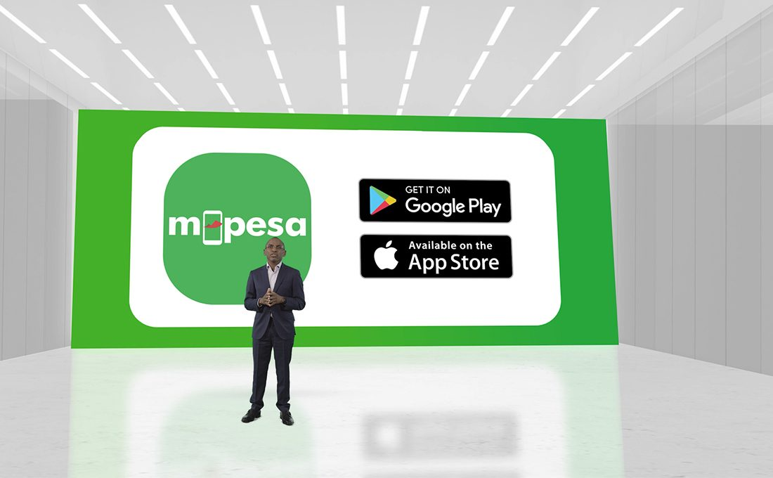 Safaricom launches M-Pesa app