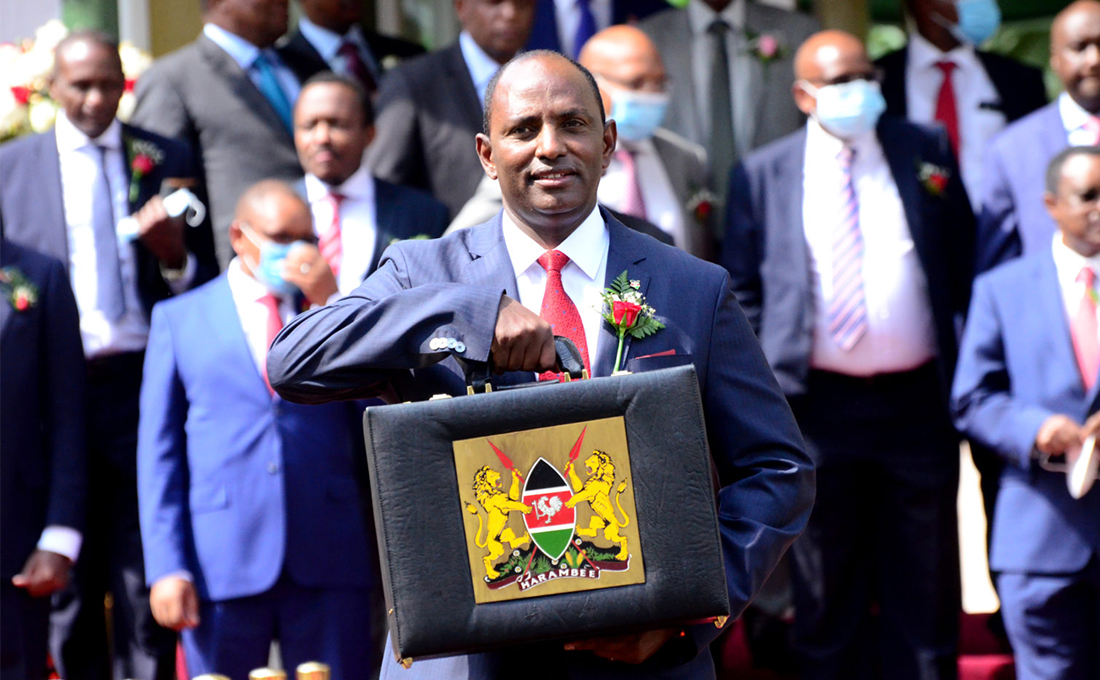 National Treasury to release Ksh.39 billion to counties