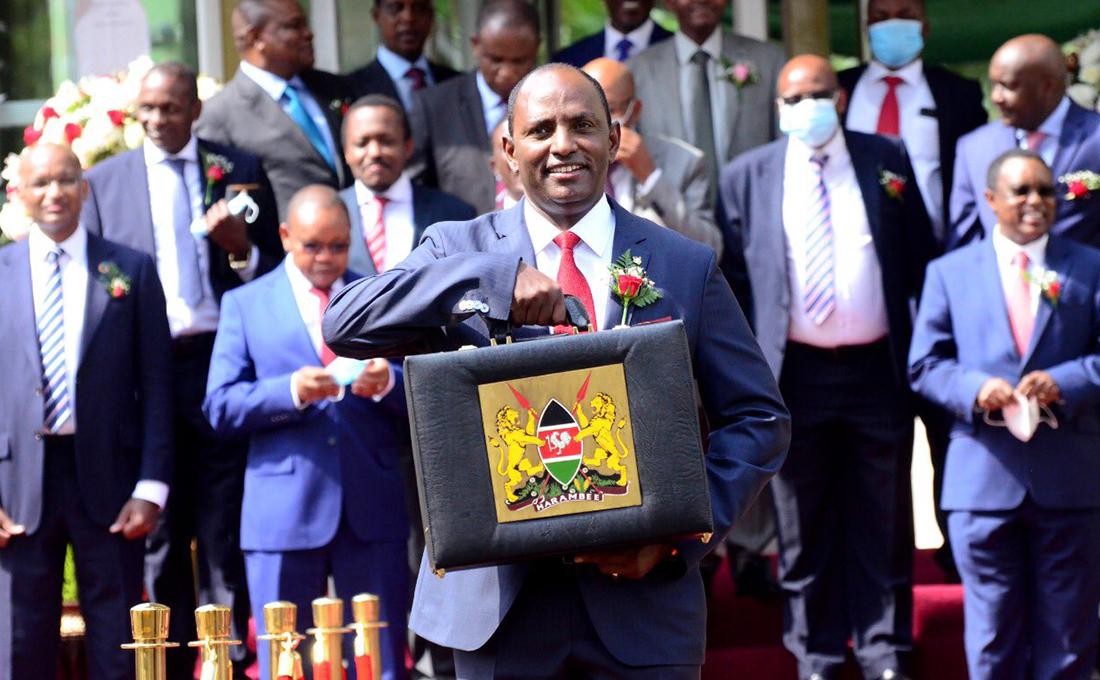 Kenya's economy to rebound to 6.6% in 2021
