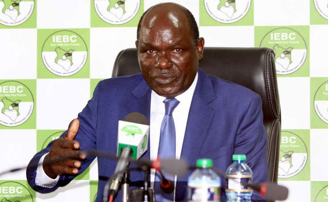 IEBC rules out creation of new constituencies before 2022 polls