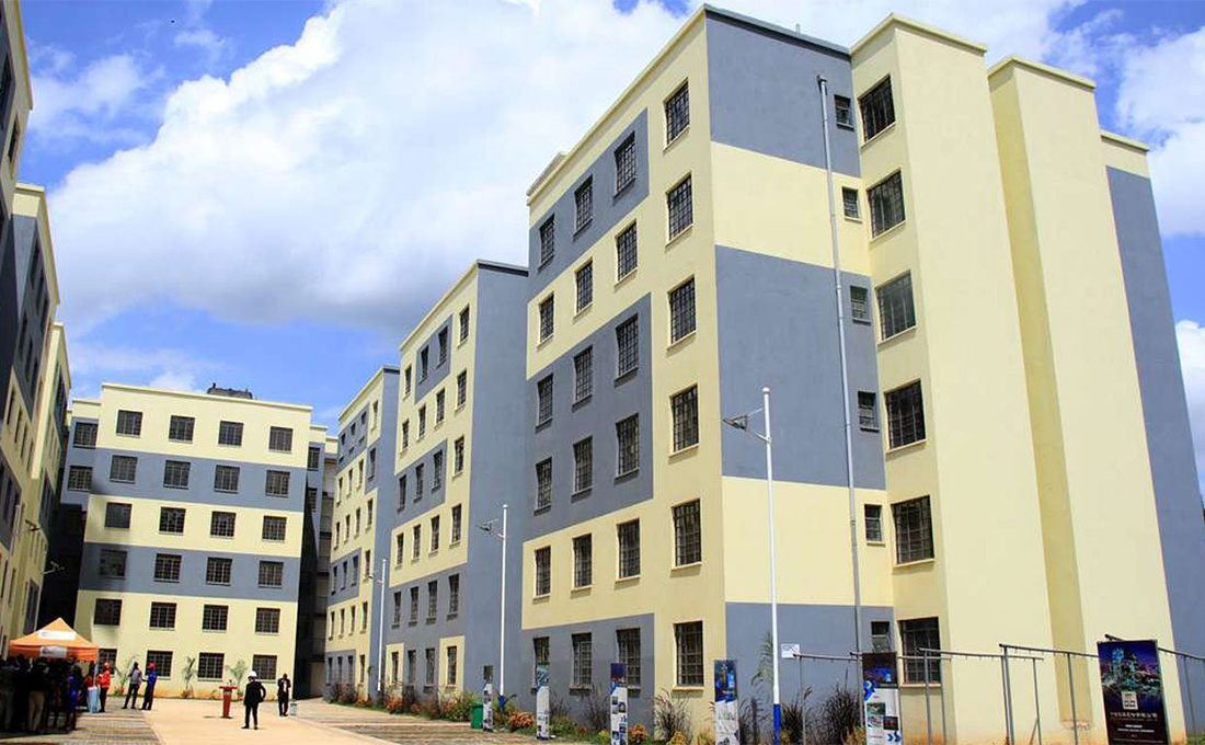 Big 4 Agenda's Affordable Housing still on course