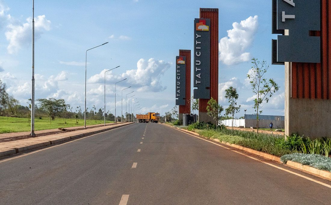Tatu City awards industrial infrastructure contract to SMEC