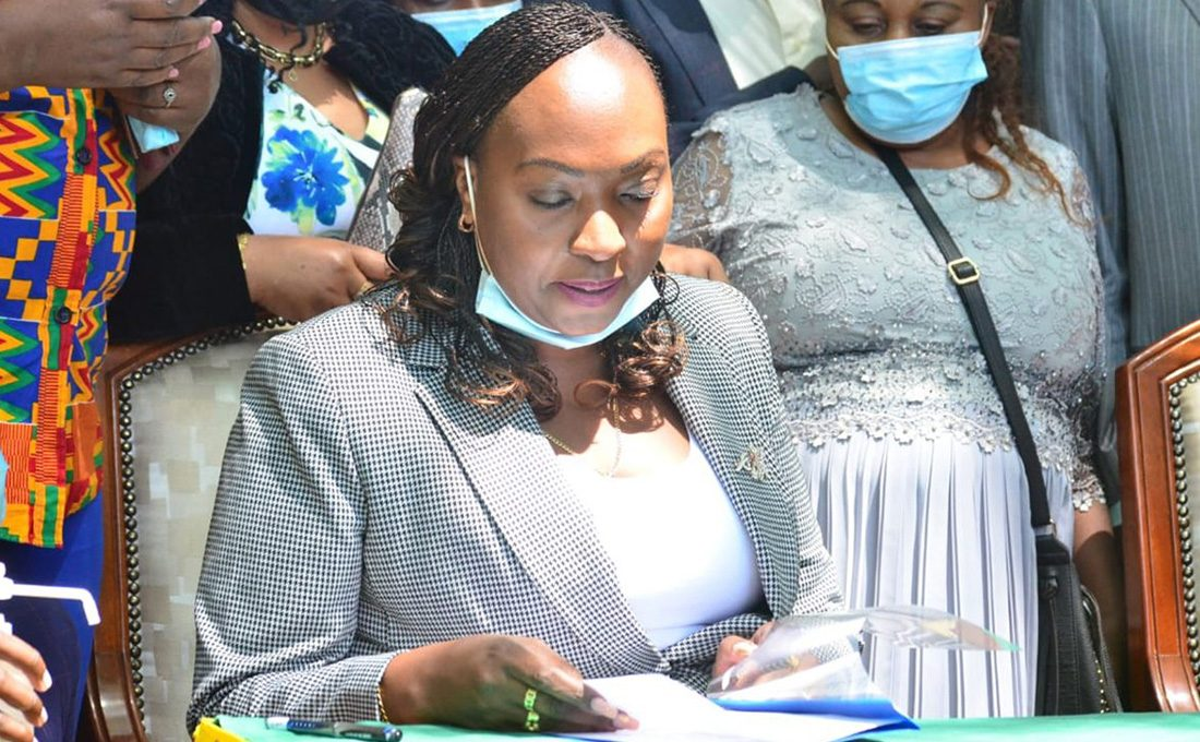 Appellate Court halts swearing in of Anne Kananu as Nairobi Governor