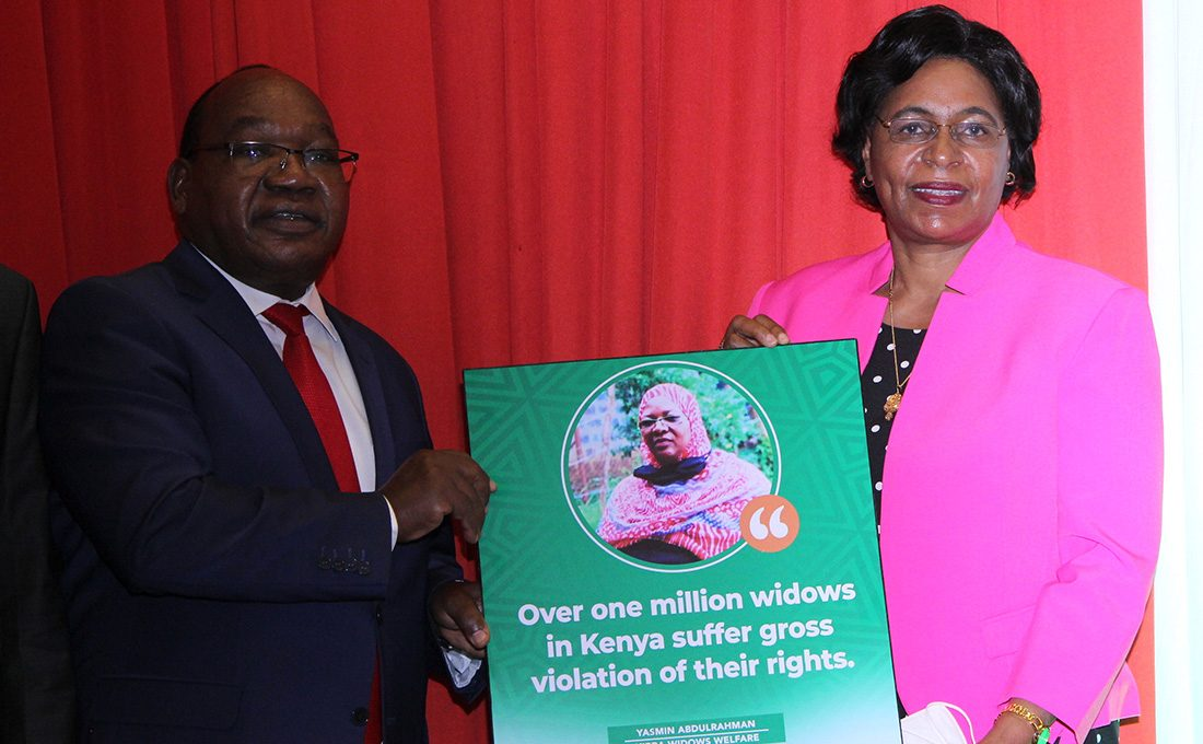 Government launches product for Widows to access finances