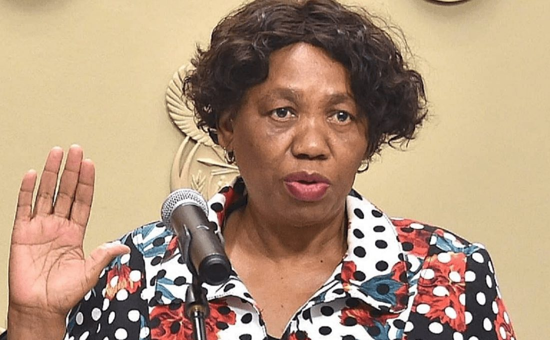 South Africa's cabinet member appointed as acting President