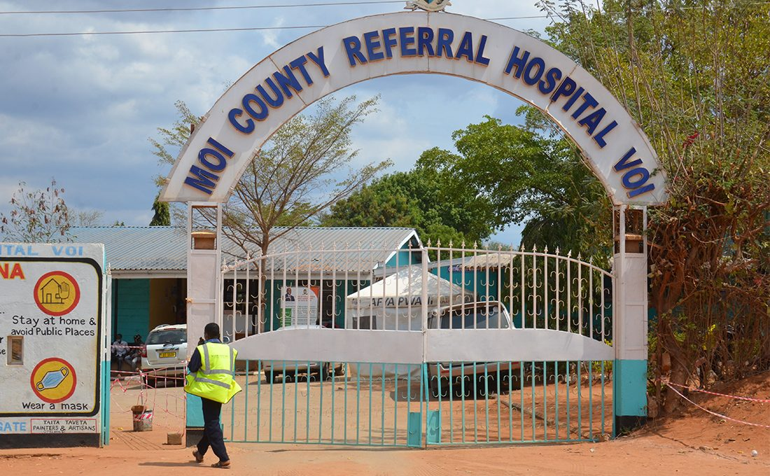 Medics in Taita-Taveta successfully conduct first total hip replacement surgery