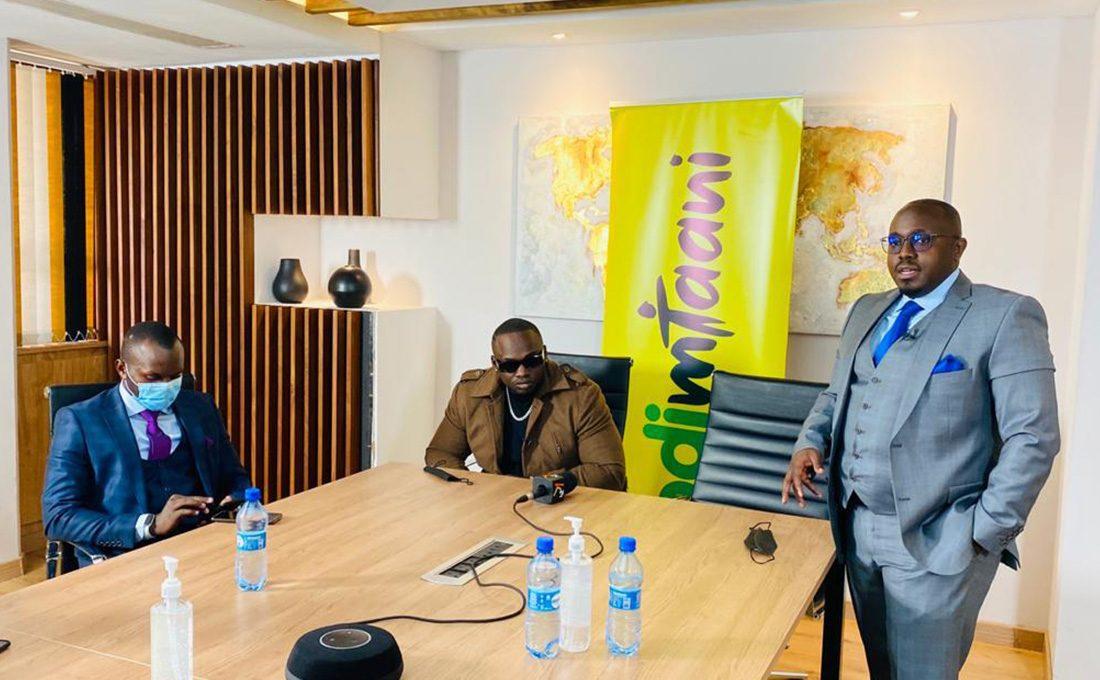Odibets heeds to Khaligraph Jones call, unveils rap challenge
