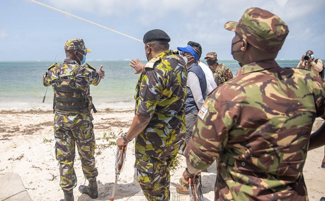 Kenya wont surrender part of its territory; says Uhuru