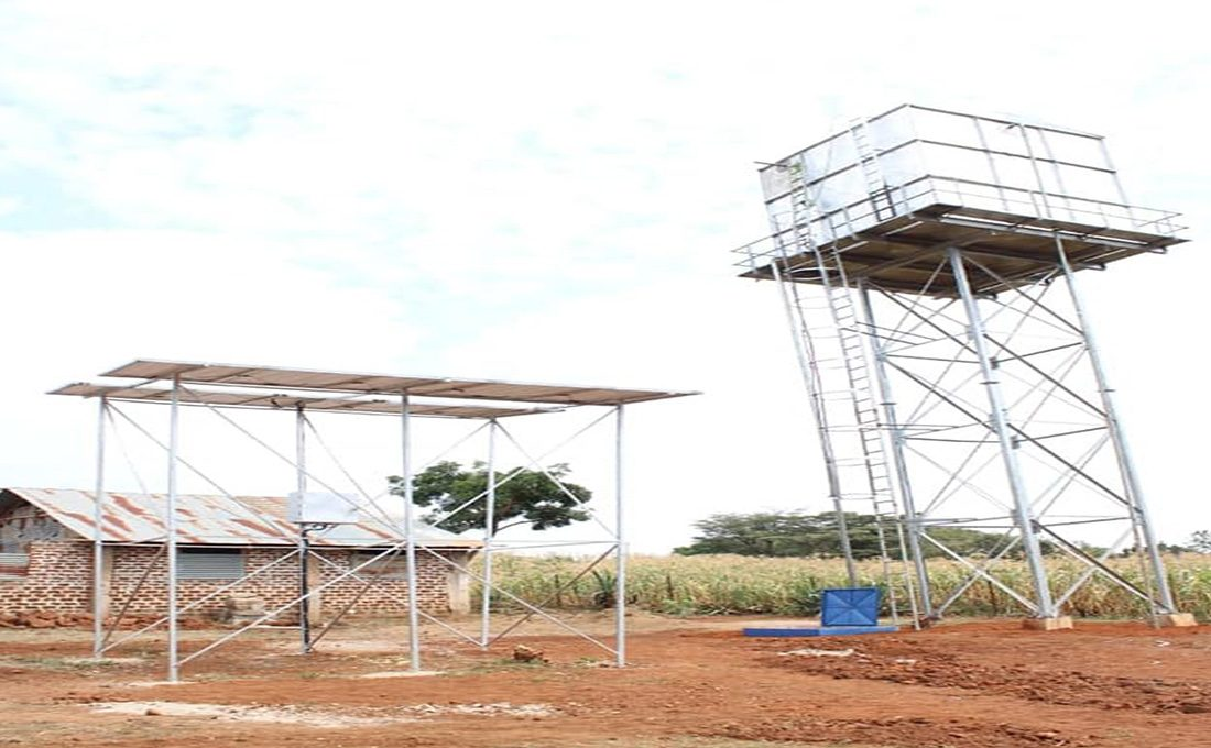 Over 3800 Samia Sub-county residents to benefit from Ksh.7 million water project