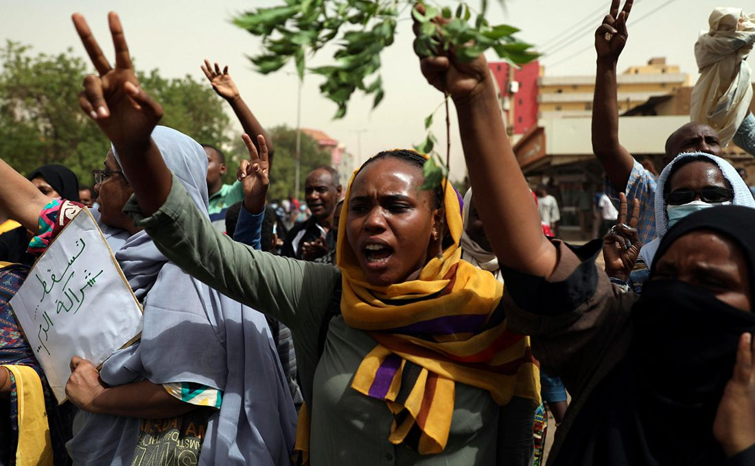 Protests in Sudan after IMF approved $2.5 billion loan