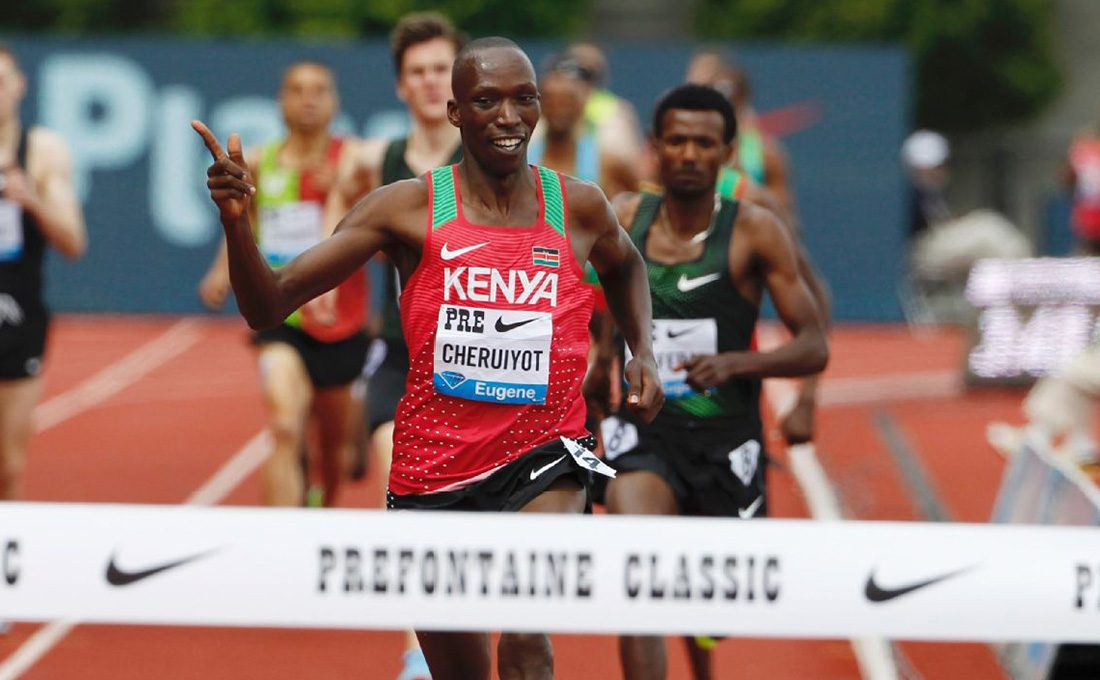 Two Kenyans dropped from Olympics games over doping