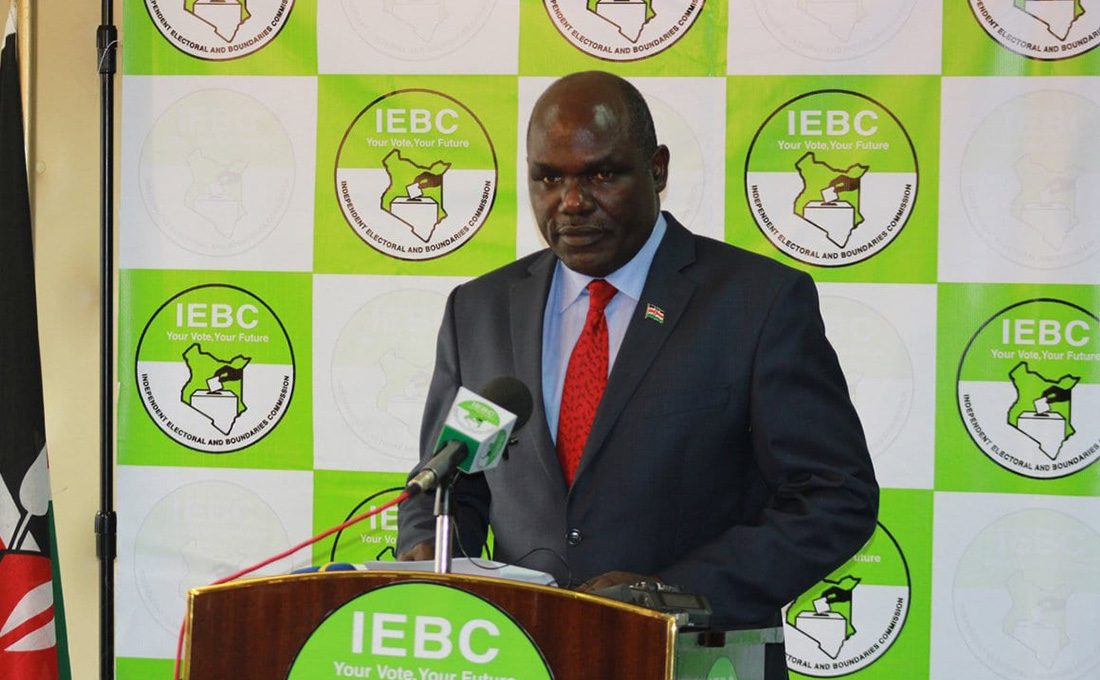 IEBC dismisses hacking claims by DCI
