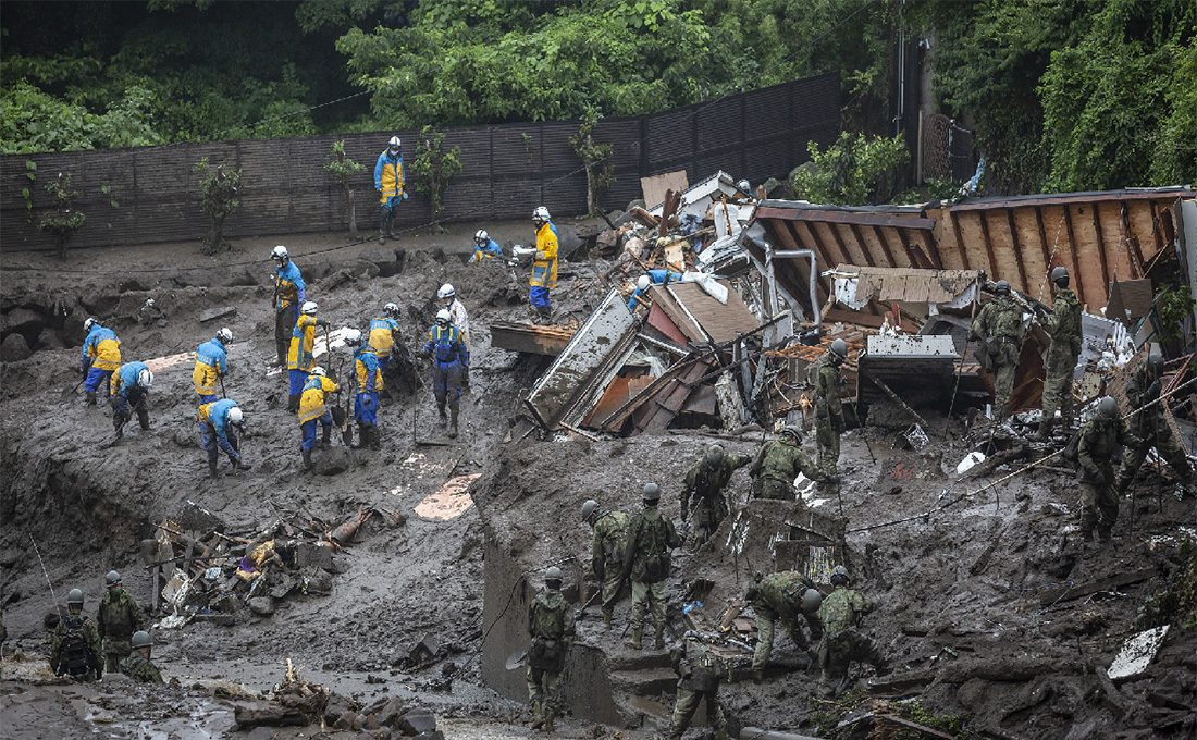 At least 81 dead, more than 1,000 missing in western Germany floods