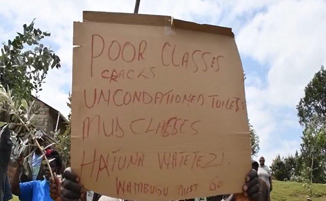 Irate parents storm school in Nakuru, withdraw pupils over poor performance
