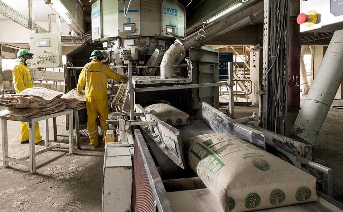 Bamburi Cement pretax profit up 416.4% to Ksh.1.1 billion
