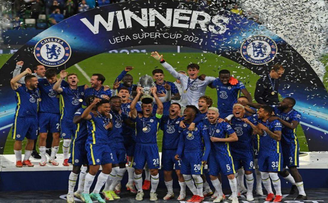 Chelsea beats Villa Real to win UEFA Super Cup