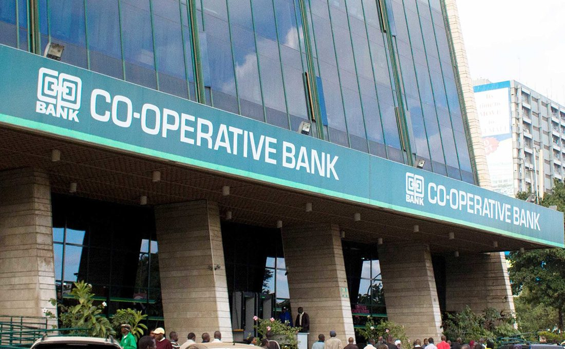 Co-op bank HY profits up 2.8% on rebounding operating income